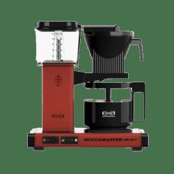 Filterkoffie apparatuur voor thuis