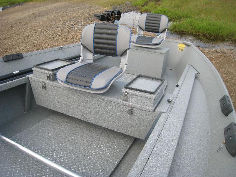 Koffler Boats White Water Pram Seating Amp Storage Options