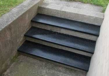 Rubber Stair Treads Non Slip Outdoor Use | Decorative Outdoor Stair Treads | Stone | Interior | Non Slip | Modern Exterior Stair | Fancy