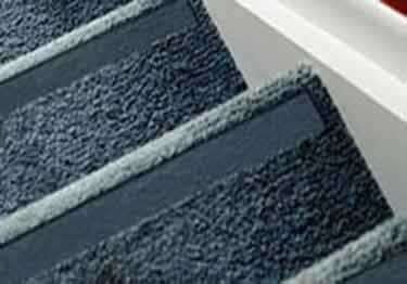Carpet Stair No Slip Nosing | Non Slip Nosing For Carpeted Stairs | Brown Cinnamon | Stair Tread Nosing | Aa123 | Laminate Flooring | Slip Resistant