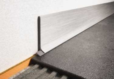 metal edging transitions and thresholds