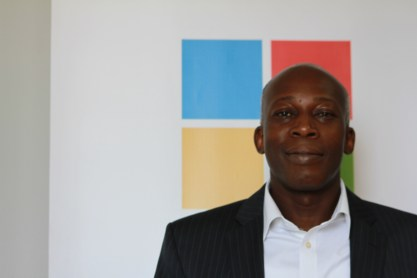 Derrick Appiah, Country Manager (Ghana) for Microsoft  Photo Credit: Kofimusings