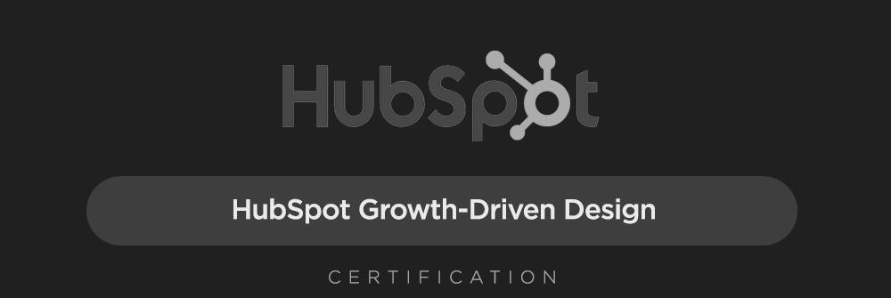 HubSpot Growth-Driven Design