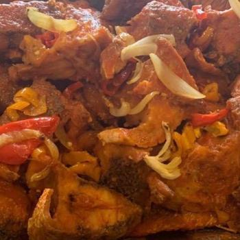 African Food - Fish