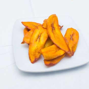 African Food - Fried Plantain (Dodo)