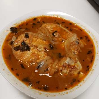 Africa Food - Fish Pepper Soup