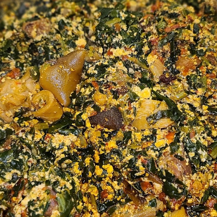 African Food - Egusi Soup (Catering)