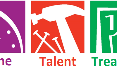 Time, Talent, & Treasures Class – Between Services on February 25th