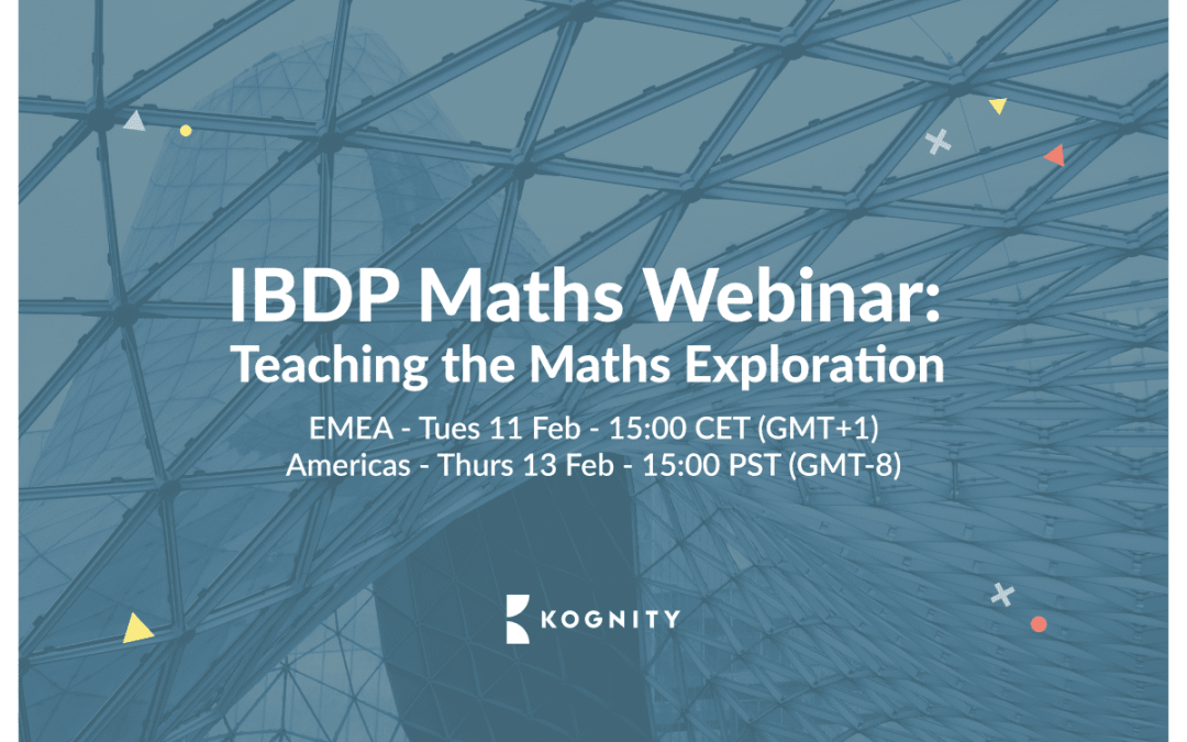 IBDP Maths Webinar: Teaching the Maths Exploration