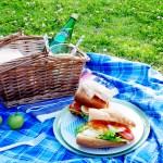 ピクニックにおすすめ☆ナチュラルキッチンの主役級プチプラバスケット
