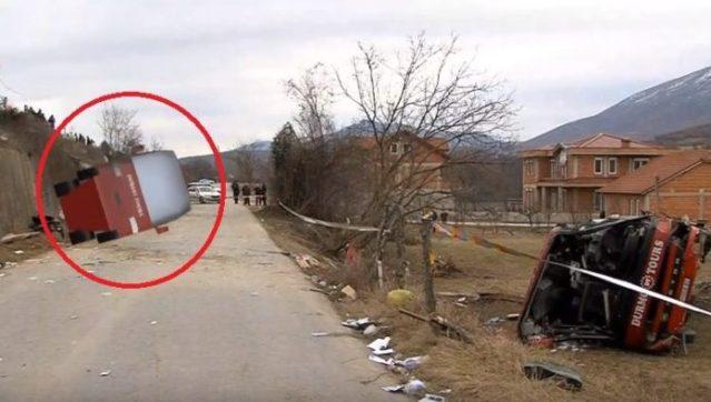 Një VIDEO 3D përshkruan si mund të kishte ndodhur aksidenti tragjik i autobusit