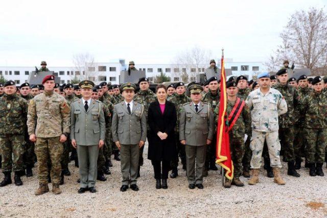 Stafetë mes komandantëve të Forcës Tokësore, Xhaçka: Përkushtimi e profesionalizmi shpërblehen