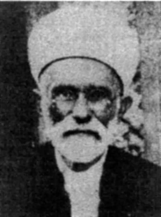 Myftiu i Filatit  Mehmet Zeqiraj  i cili ra dëshmor për Çamërinë