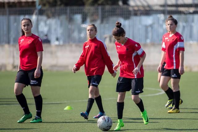 Femrat / Shqipëria U-17 turne kualifikues për Europianin në Lituani