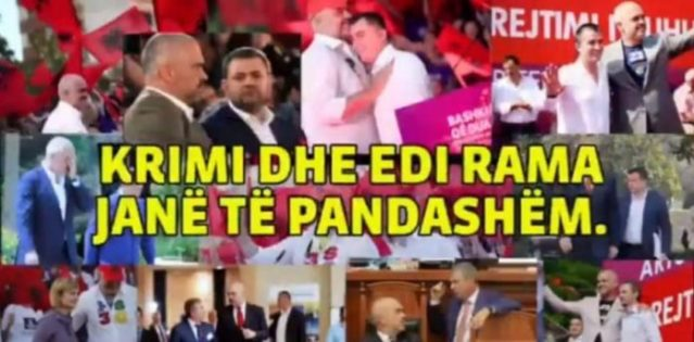 Kreu i FRPD: Rama mbushi politikën me kriminelë, po spastron Shqipërinë nga shqiptarët!