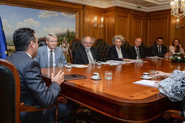 Takim i Kryeministrit Zaev me delegacionin e Komisionit të Venedikut: Republika e Maqedonisë së Veriut është model i një partneri në zbatimin e rekomandimeve të Komisionit