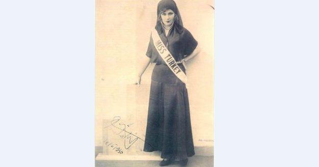 Bukuroshja çame Miss-i i parë i Turqisë