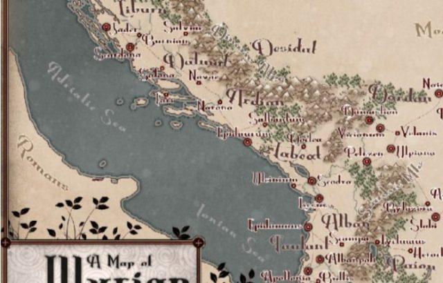 Dinastia e Bardhylit, mbretëria e parë ilire