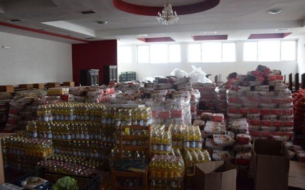 Familja Zaev hap zemrën për solidaritet  ndanë ndihma në Strumicë dhe komunat për rreth