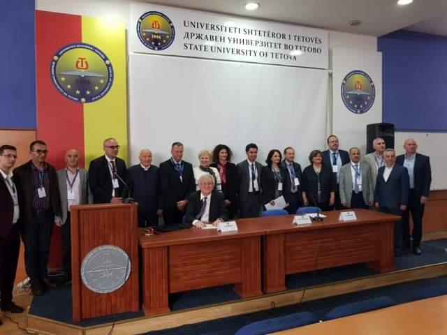 Covid – 19 / Fakulteti i Teknologjisë Ushqimore dhe të Ushqyerit i Universitetit të Tetovës – pjesë e projektit hulumtues evropian