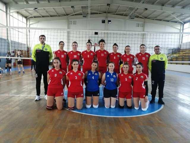 Klubet e volejbollit të Universitetit të Tetovës shënuan fitore në Ligën e Parë të Maqedonisë së Veriut