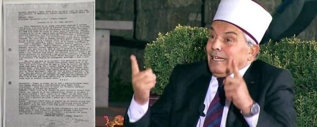Prof. Nexhat Ibrahimi: 30 vite miqësi, sot jam tradhëtuar nga Shaqir Fetahu, që kandidon për Reis