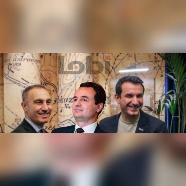 Tre të fortit e politikës shqiptare