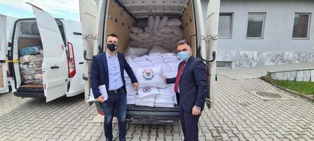 Arrinë Donacioni i bashkombasve tanë i dedikuar për Spitalin e Tetovës