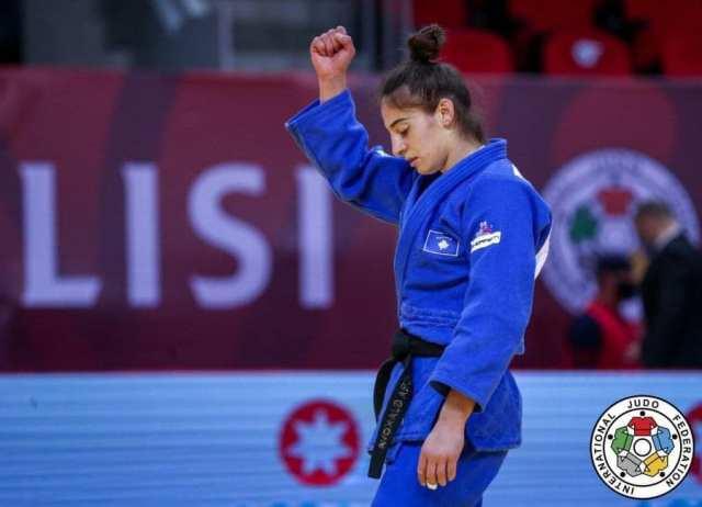 Nora Gjakova fiton medaljen e bronztë në Kampionatin Botëror të xhudos