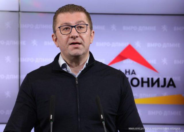 Mickoski premton pagë prej 750 eurosh dhe legalizimin e tregtisë me kriptovaluta