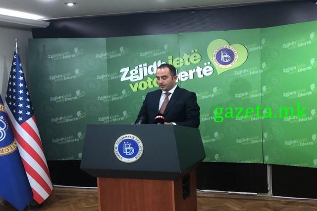 BDI prezanton përbetimin e dytë, Komuna digjitale, administratë efikase