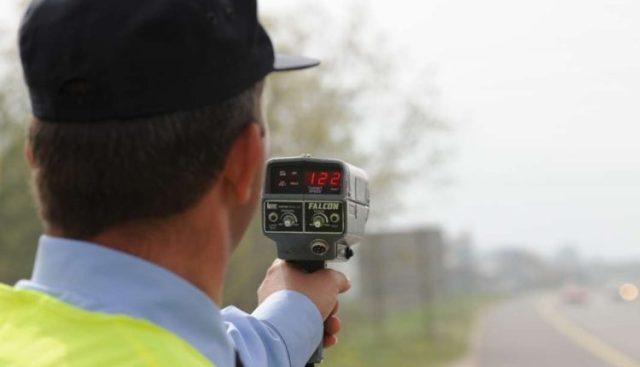 Gjobiten 154 shoferë në Shkup