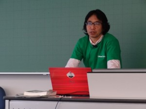 Masaki Tamakoshi talks about adding AutoCAD-like functionality to Draw.