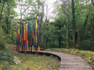 Parc de Sculptures Château Sainte Maria