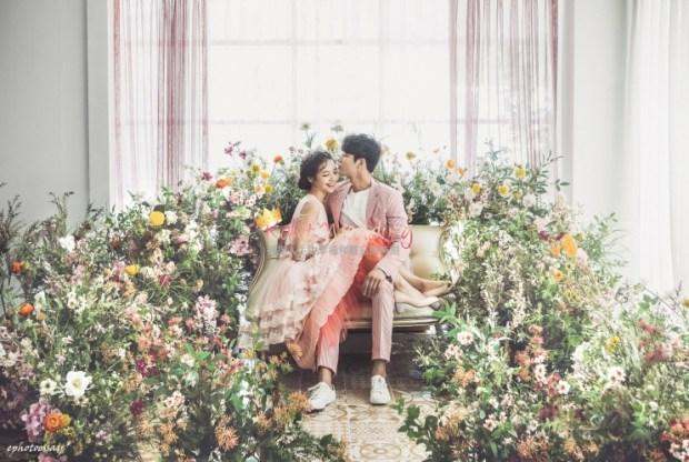 Ephotoessay Korea Pre Wedding 50