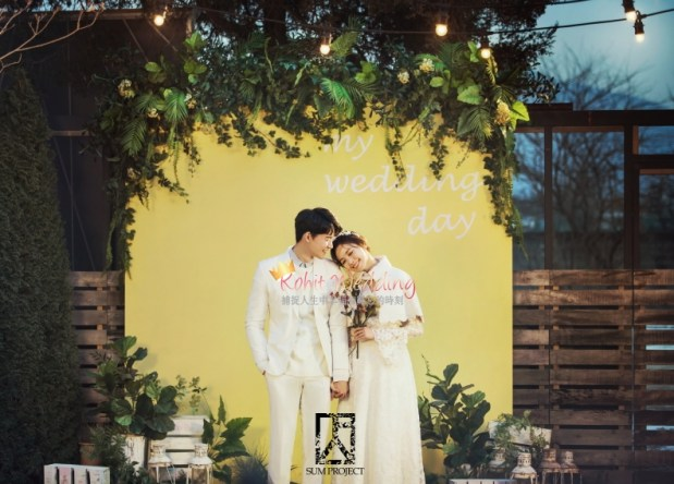 Kohit Wedding- Korea Pre Wedding Photoshoot 20