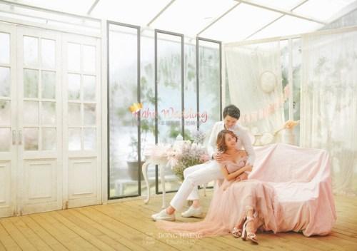 Korean Pre Wedding -Camelias in Seoul 19
