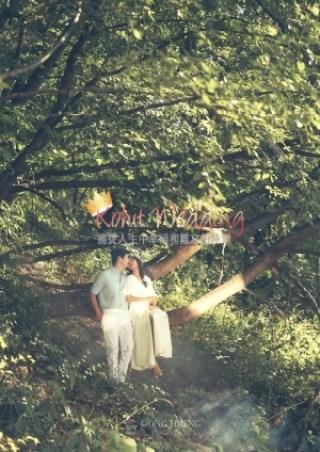 Korean Pre Wedding -Camelias in Seoul 38