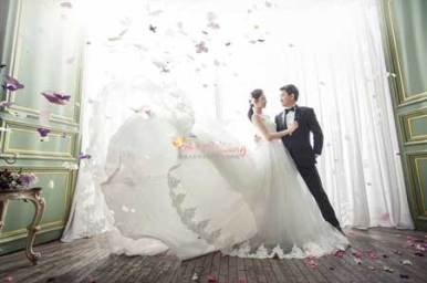 KOREA PRE WEDDING MAY STUDIO