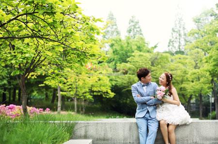 Chungdam Studio- Korea Pre Wedding Kohit Wedding