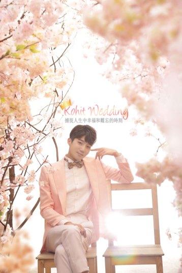 Korea Pre Wedding Photo 9