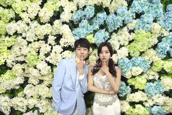 Korea Pre Wedding Photo 12