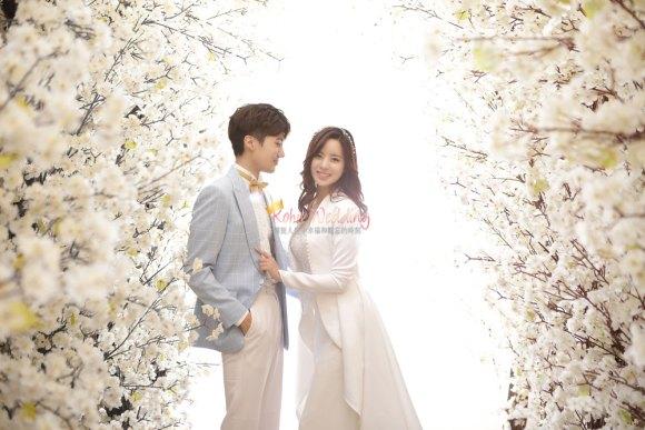 Korea Pre Wedding Photo 26