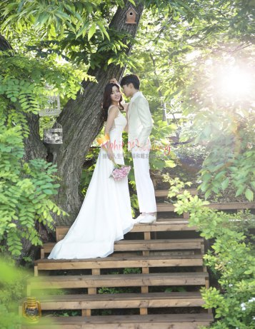 Korea Pre Wedding Photo 32