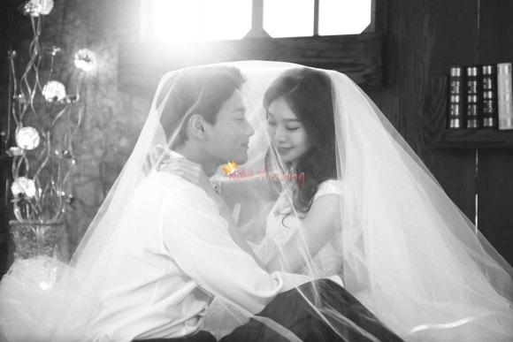 Korea Pre Wedding Photo 35