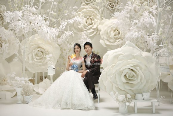 Korea Pre Wedding Photo 44