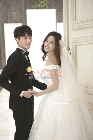 Korea Pre Wedding Photo 54
