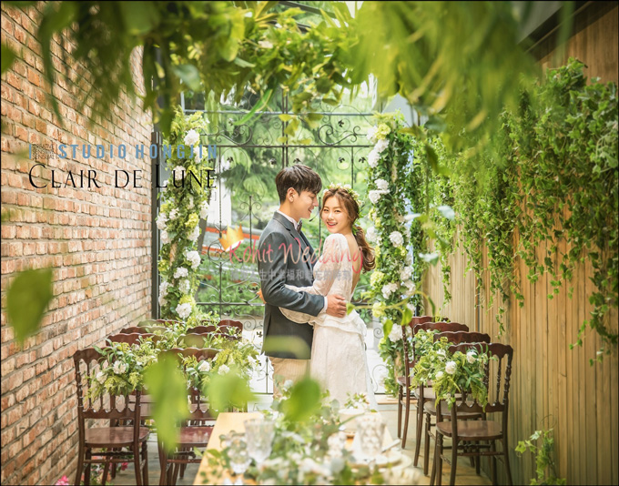 Flower Moon- Kohit Wedding korea prewedding 13