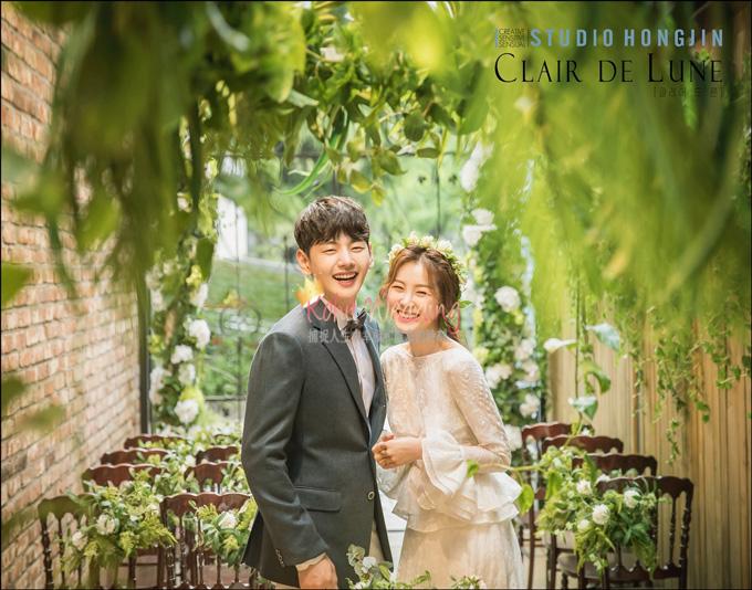 Flower Moon- Kohit Wedding korea prewedding 14