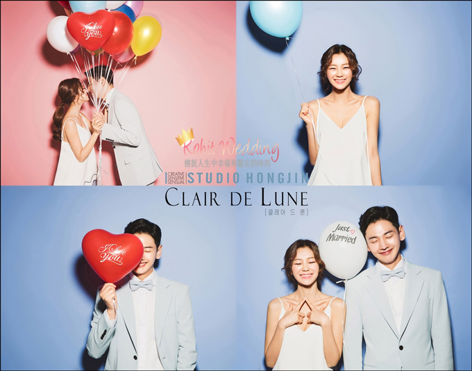 Flower Moon- Kohit Wedding korea prewedding 23